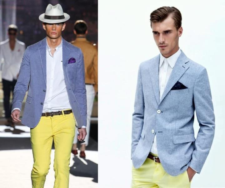 Latest Male Fashion Trends 2013 Men Fashion Trends 2013 Spring