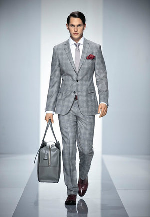 Checkered Suits For Men | My Dress Tip