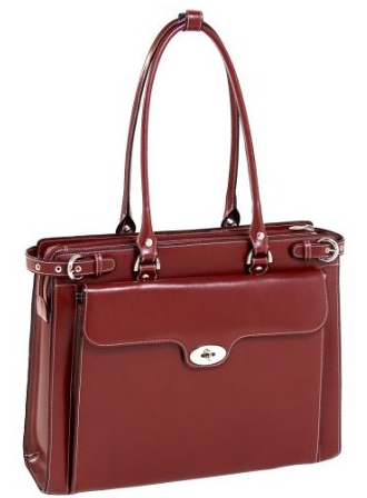 McKlein-USA-W-Series-Winnetka-Leather-Womens-Briefcase-on-The-Best-Red-Dress